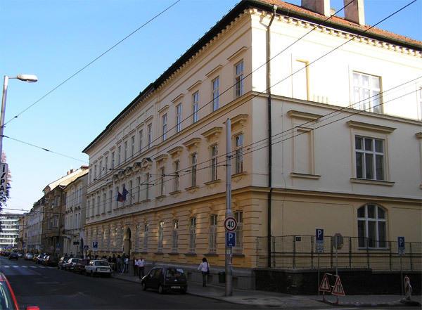 Priestory školy, Palisády 38