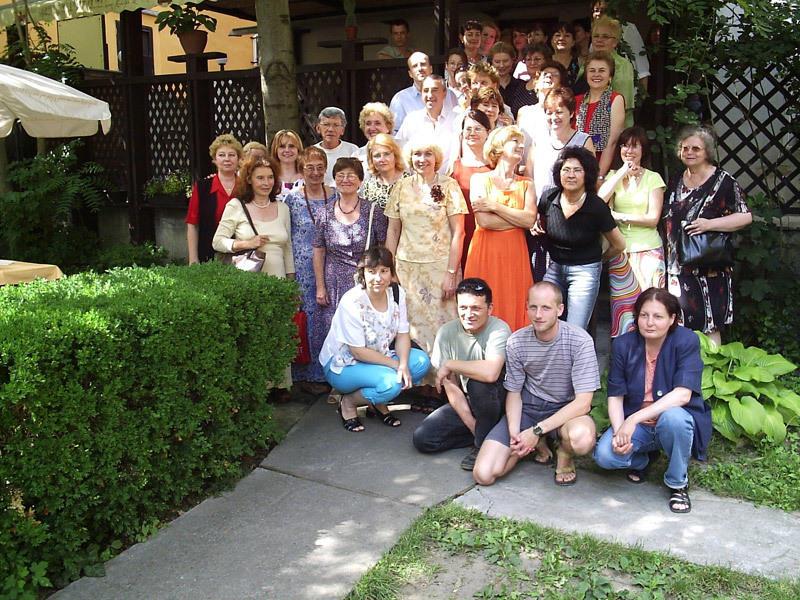 Učiteľský zbor a zamestnanci