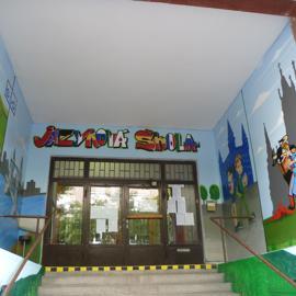 Priestory školy, Vazovova 14