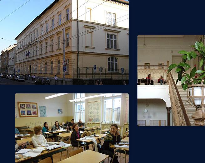 Fotky priestorov školy
